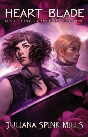 Heart Blade by Teresa Edgerton, Juliana Spink Mills