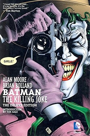 Batman: Killing Joke Deluxe Edition by Alan Moore, Brian Bolland