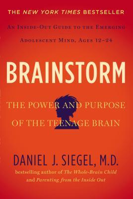 Brainstorm: The Teenage Brain from the Inside Out by Daniel J. Siegel