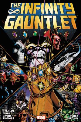 Infinity Gauntlet Omnibus by