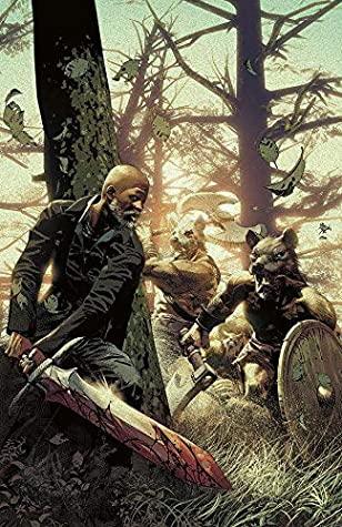Berserker Unbound #4 by Mike Deodato, Frank Martin, Jeff Lemire