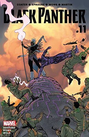 Black Panther #11 by Chris Sprouse, Brian Stelfreeze, Ta-Nehisi Coates