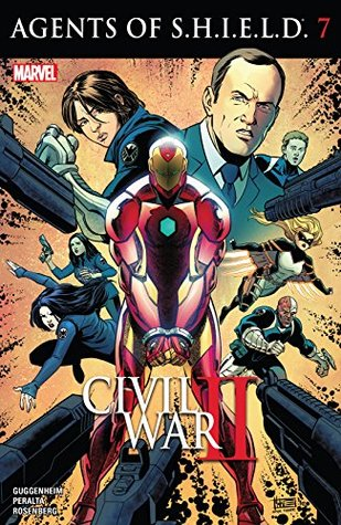 Agents of S.H.I.E.L.D. #7 by German Peralta, Mike Norton, Marc Guggenheim