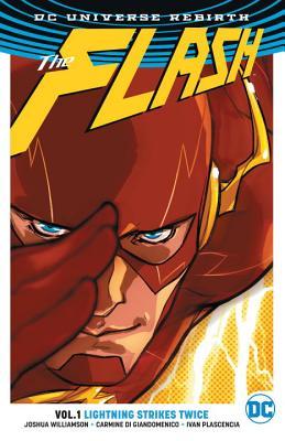 The Flash, Volume 1: Lightning Strikes Twice (Rebirth) by Joshua Williamson