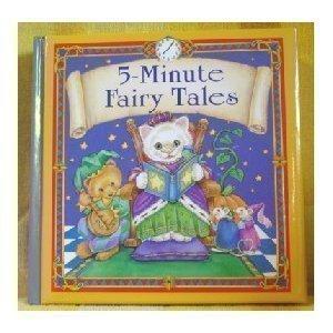 5 Minute Fairy Stories by Jennifer Boudart, Priscilla I. Langhorn, Brian Conway, Sarah Toast, Lisa Harkrader, Mary Rowitz, Eric Fein, Jane Jerrard