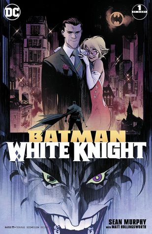 Batman: White Knight #1 by Matt Hollingsworth, Lee Loughridge, Sean Gordon Murphy