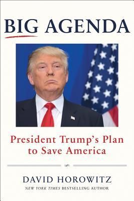 Big Agenda: President Trump's Plan to Save America by David Horowitz