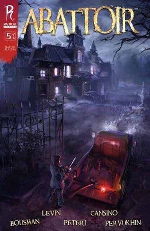 Abattoir #5 (of 6) by Rob Levin, Darren Lynn Bousman