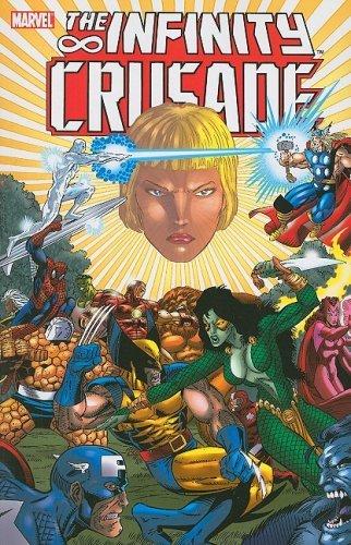 Infinity Crusade Vol. 2 by Jim Starlin, Ron Lim