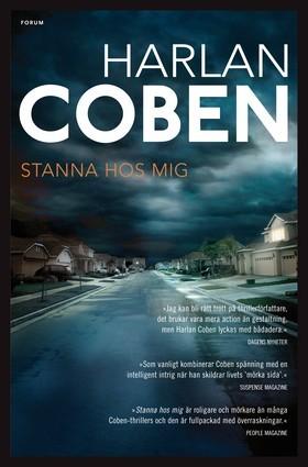 Stanna hos mig by Harlan Coben
