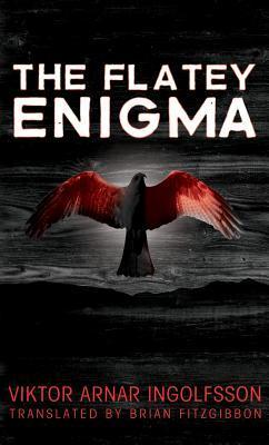 The Flatey Enigma by Brian FitzGibbon, Viktor Arnar Ingólfsson