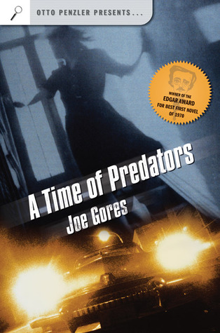 A Time Of Predators by Joe Gores