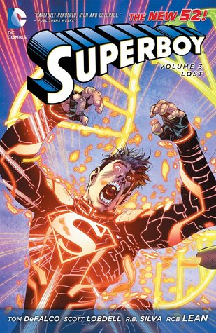 Superboy, Vol. 3: Lost by Rob Lean, Tom DeFalco