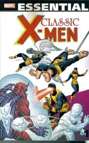 Essential Classic X-Men, Vol. 1 by Werner Roth, Alex Toth, Roy Thomas, Stan Lee, Jack Kirby