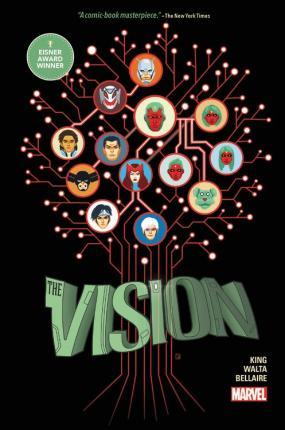 The Vision by Tom King, Gabriel Hernandez Walta