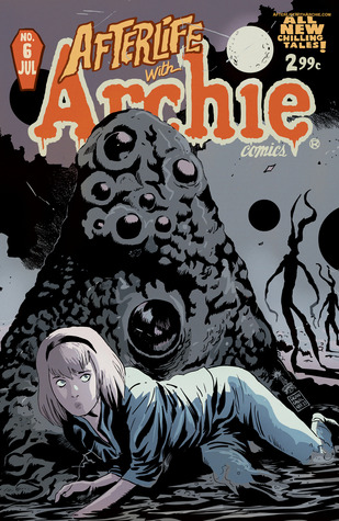 Afterlife With Archie #6: The Nether-Realm by Roberto Aguirre-Sacasa, Francesco Francavilla, Jack Morelli