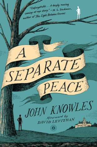 A Separate Peace by John Knowles, David Levithan