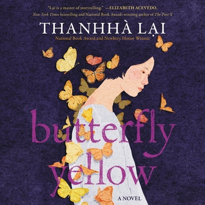 Butterfly Yellow by Thanhha Lại