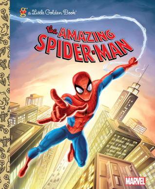 The Amazing Spider-Man: a Little Golden Book (Marvel: Spider-Man) by Gurihiru, Andrea Cagol, Francesco Legramandi, Frank Berrios