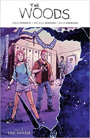 The Woods, Vol. 2: The Swarm by Michael Dialynas, Josan Gonzalez, Ed Dukeshire, James Tynion IV