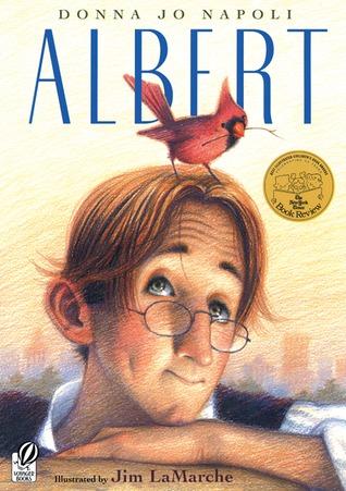 Albert by Jim LaMarche, Donna Jo Napoli