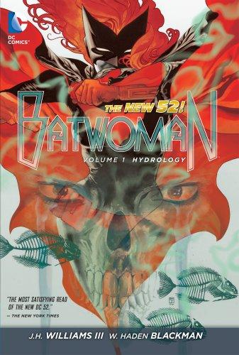 Batwoman, Vol. 1: Hydrology by J.H. Williams III