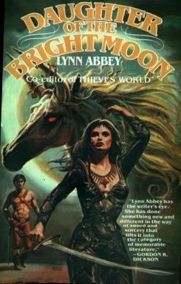 Daughter of the Bright Moon by Steve Fabian, Lynn Abbey