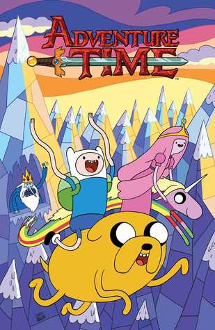 Adventure Time Vol. 10 by Pendleton Ward, Christopher Hastings, Zachary Sterling
