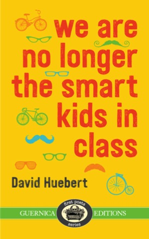 We are no longer the smart kids in class by David Huebert