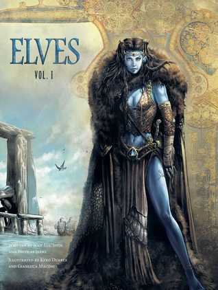 Elves, Volume 1 by Gianluca Maconi, Nicolas Jarry, Kyko Duarte, Jean-Luc Istin