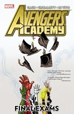 Avengers Academy, Volume 4: Final Exams by Andrea Di Vito, Christos Gage, Tom Grummett