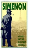 Maigret and the Reluctant Witnesses by Georges Simenon, Daphne Woodward