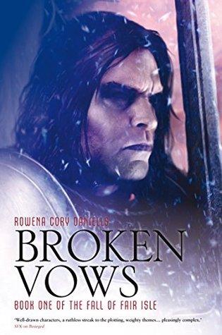 Broken Vows by Rowena Cory Daniells