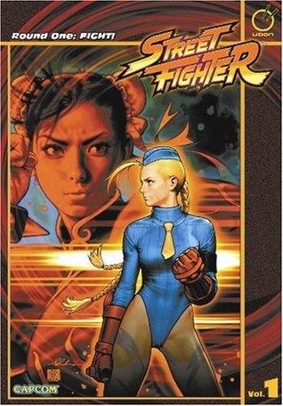 Street Fighter, vol. 1: Round One Fight! by Ken Siu-Chong, Shinkiro, Alvin Lee