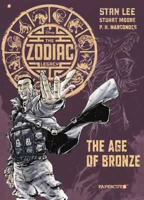 The Zodiac Legacy: The Age of Bronze by Stuart Moore, Paris Cullins, Stan Lee