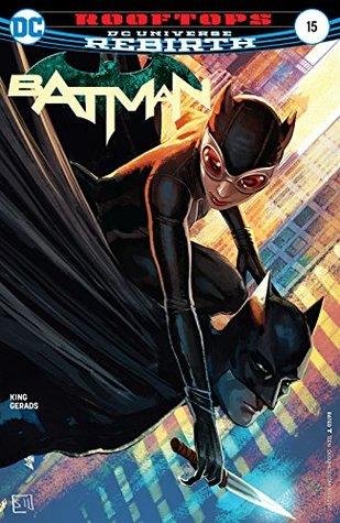 Batman #15 by Mitch Gerads, Tom King, Stephanie Hans
