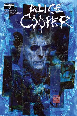 Alice Cooper #3 by Eman Casallos, Joe Harris