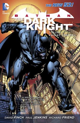 Batman: The Dark Knight, Volume 1: Knight Terrors by Joe Harris, Jack Purcell, Paul Jenkins, Ed Benes, Rob Hunter, Richard Friend, Judd Winick, David Finch