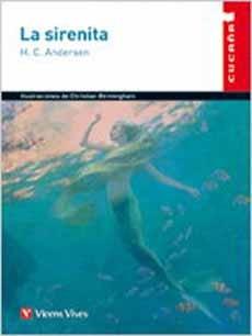 La Sirenita by Hans Christian Andersen, Christian Birmingham