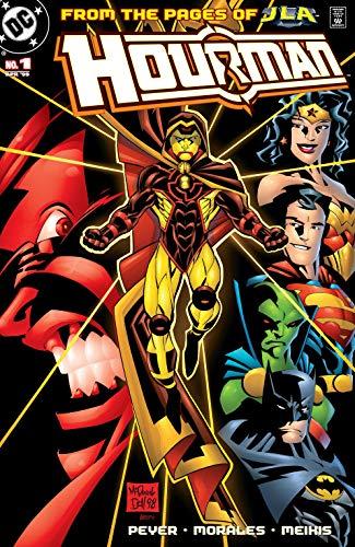 Hourman (1999-2001) #1 by Tanya Horie, David Meikis, Scott McDaniel, Tom Peyer, Rags Morales, John Dell