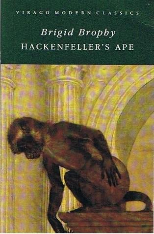 Hackenfeller's Ape by Brigid Brophy