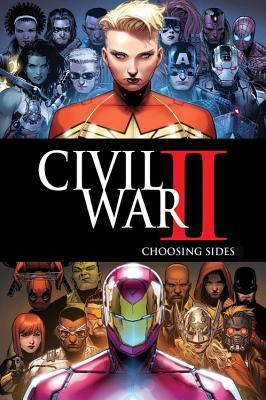 Civil War II: Choosing Sides by Declan Shalvey