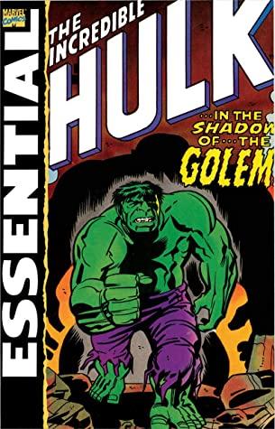 Essential Incredible Hulk, Vol. 3 by Roy Thomas, Stan Lee, Herb Trimpe