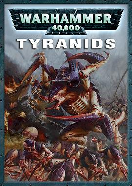 Codex: Tyranids (5th Edition) by Adrian Smith, David Gallagher, Alex Boyd, Andy Chambers, Graham McNeill, Andy Hoare, Paul Dainton, Karl Kopinski, Mark Gibbons, Phil Kelly