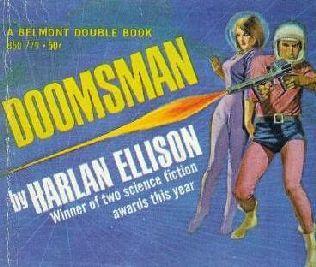 Doomsman/Telepower by Harlan Ellison, Lee Hoffman