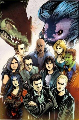 Angel - After the Fall #5: Season 6 Chapter Five by Brian Lynch, Franco Urru, Joss Whedon