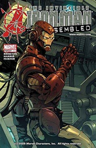 Iron Man #87 by Pat Lee, Tony Harris, Mark Ricketts