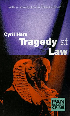 Tragedy at Law by Cyril Hare