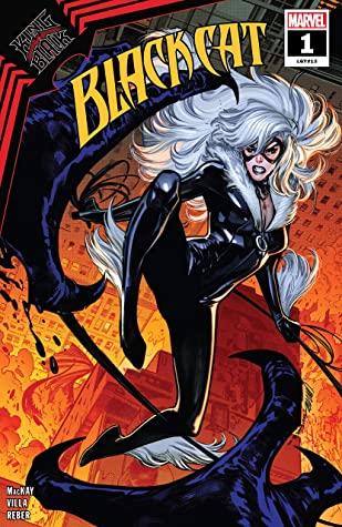 Black Cat (2020-) #1 by Pepe Larraz, Jed Mackay, Nina Vakueva, Carlos Villa