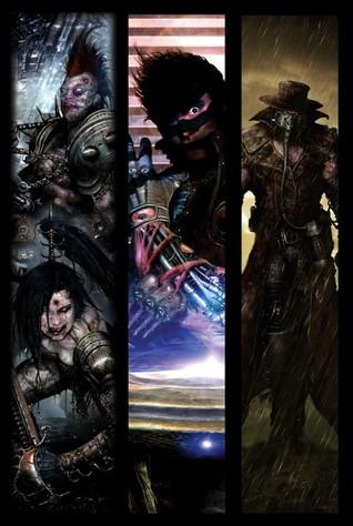 Necromunda Omnibus 2 by Jonathan Green, Lucien Soulban, Matt Keefe, Nick Kyme